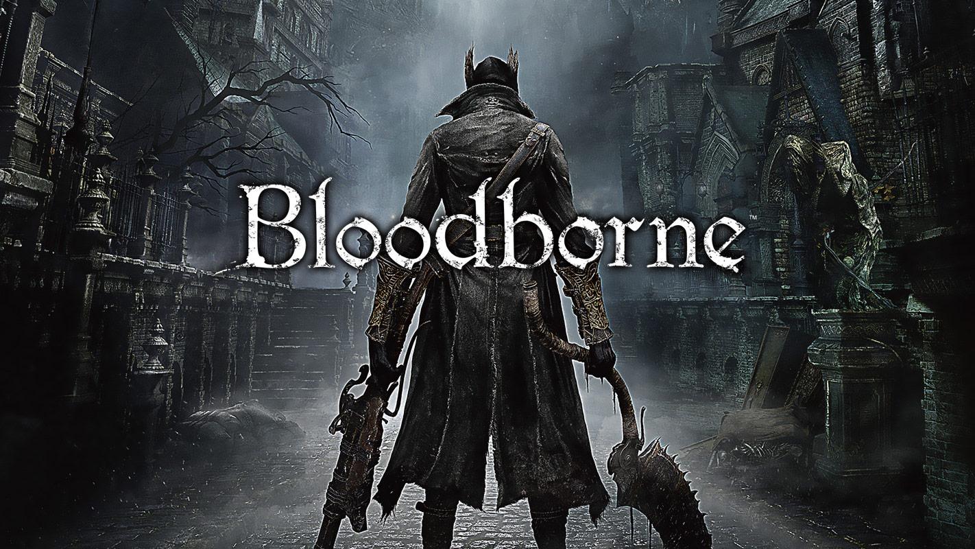 cacciatore bloodborne yahrnam cover - ps4 bloodborne hunter