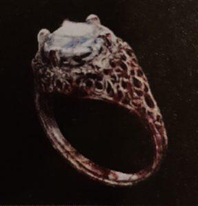 anello di fidanzamento bloodborne